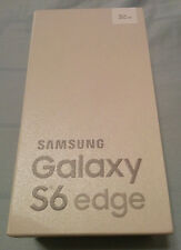 "(BRAND NEW) SAMSUNG GALAXY S6 EDGE 32GB WHITE 5.1"" GSM SMARTPHONE (UNLOCKED)"