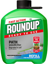 Roundup Path Weedkiller 5L