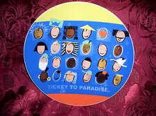 Rosenthal fun&more Sammelteller Ticket to Paradise No. 14 Designers Group 1995