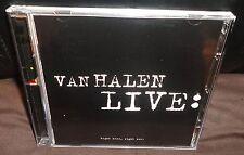 Van Halen Live: Right Here Right Now (CD, 1993, 2-Disc)