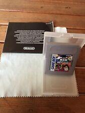 Kid Dracula Nintendo Game Boy Pal Italia Raro Konami Retrogame Solo Gioco
