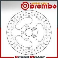 Disco Freno Fijo Brembo Oro Posterior Harley Davidson Flh 80 1340 1981 > 1999