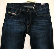 Diesel Men Jeans 36  W x 34 L Waykee 806U Regular Straight Authentic with Tags
