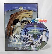 Grave of the Fireflies- La Tumba de las Luciérnagas DVD en Español Latino R1 y 4
