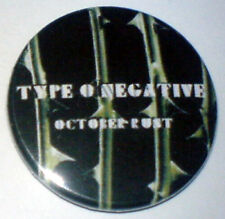 Type O Negative - October Rust 25mm Pin Badge TypeO6