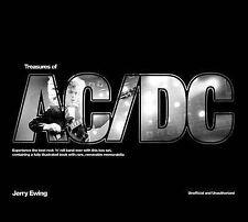 TESORI di AC/DC dal direttore della rivista PROG ROCK Jerry Ewing (Rilegato, 2012)
