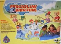 GIOCO DI SOCIETA' IN SCATOLA-PESCIOLINI BIRICCHINI-GIG