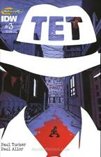 Tet #3 VF/NM; IDW | save on shipping - details inside