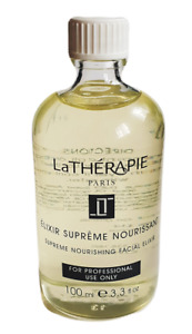 🎀La Therapie Elixir Supreme Nourissant Professional Facial Elixir 100ml £422🎀