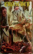 Embalmer - Embalmed Alive(tape/2019)PUTRID TEMPLE LORD GORE FETID BURNT DECAY