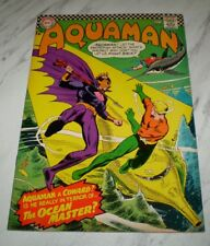 Aquaman #29 NM- 9.2 Cr/OW pages 1966 DC 1st Ocean Master