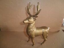 New ListingWonderful old original cast iron Large Reindeer (Elk) still bank 1910 - 1935