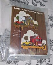 Create Your Own Inc. Vintage Needlepoint Plastic Canvas Kit #637  M361