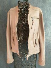 veste/blouson ENES en cuir véritable  L 40