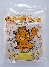 Vintage AVON Inflatable GARFIELD CAT Soap Raft NOS New In Package NIP 1978