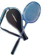 Badminton Schläger Badmintonschläger Graphite Carbon Rahmen inkl Tasche Farbwahl