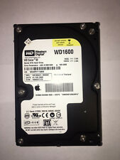 "Hard Drive 250gb 7200RPM 3.5"" WD2500 Apple or PC  -100% Working-"