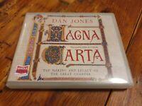 Magna Carter Dan Jones CD Audiobook