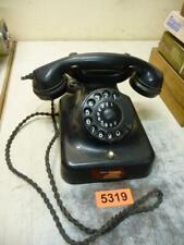 5319. Altes Bakelit Telefon 9Fg Tist 5b