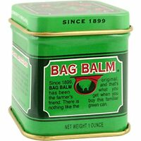 5 Pack Bag Balm Ointment for Chapped, Rough Skin 1 Oz Each