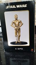 Star Wars C-3PO Ltd edition 1500 1/5 scale (large Scale, near mint condition)