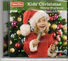(EU395) Kids Christmas Holiday Sing-Along - 2011 Sealed Fisher Price CD