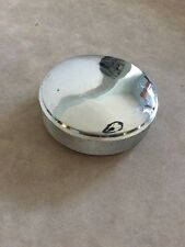 "BLEMISHED CLASSIC BOAT CHROME GAS CAP~1-1/2"" NPT THREAD~CENTURY~CHRIS CRAFT"