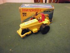 Matchbox MB 21 Rod Roller