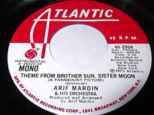 Arif Mardin: Theme From Brother Sun, Sister Moon 45
