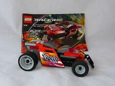 Lego Racers Fire Crusher (8136)