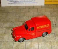 LLEDO - 1960 MORRIS MINOR  VAN - MIDLAND RED BIRMINGHAM  - CASTLEHOUSE LTD EDITN