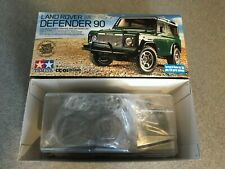 Tamiya Land Rover Defender 90 R/C Model Kit 1:10