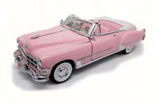 1949 CADILLAC COUPE DEVILLE CONVERTIBLE 1/18 DIECAST CAR ROAD SIGNATURE 92308PK