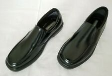 Mens Size 8.5M Black Nunn Bush Dynamic Comfort Genuine Leather Shoes preowned