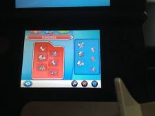 Pokemon Y/X  OR/AS Spiel mit allen Pokemon incl, Diancie,Hoopa + Volcanion