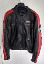 Tuta moto divisibile in pelle SPIDI ACE LEATHER (TG. XXL-54)