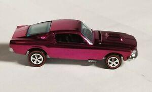 2018 Hot Wheels RLC Redline Club Original 16 Display car Custom Mustang  /1500
