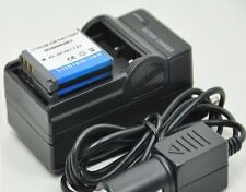 new 2pcs NP-FE1 Battery and Charger for Camera Cyber-shot DSC-T7 T7/B T7/S NPFE1