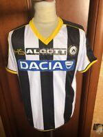 Maglia Calcio Udinese #77 Thereau Match Worn Serie A HS DACIA