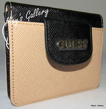 Guess  Wallet Handbag Hand Bag Purse Case Tote Pouch Card Holder  Bi-Fold NWT