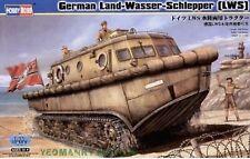Hobbyboss 1/35 German Land-Wassar-Schlepper (LWS) (RRP £32.99)
