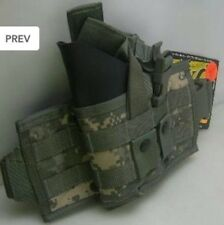 New w/ Tags Vapor ACU Tactical SPEC Ops Drop Leg Holster Left Handed FOR M9 M-9