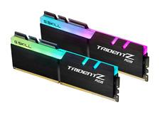 G.Skill Trident Z RGB 32GB (2x16GB) 3600MHz DDR4 Memory Kit
