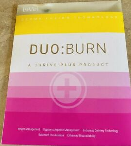 Thrive Duo Burn Patches  Fat Burner Inch Loss .. 10 Days Supply