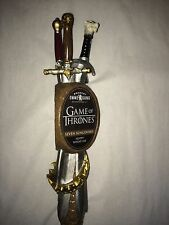 OMMEGANG Brewing GAME OF THRONES Seven Kingdoms Hoppy Wheat Ale TAP HANDLE