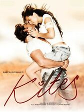 Kites (2010)  - Hrithik Roshan, Bárbara Mori - bollywood hindi movie dvd