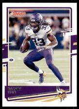2020 Donruss Base #159 Dalvin Cook - Minnesota Vikings