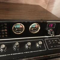 Cobra 89XLR 40-Channel CB Radio Transceiver Base Station w / Cobra Microphone