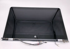 4K UHD FOR HP ENVY 15T-AS100 15T-AS000 LCD DISPLAY TOUCH SCREEN Whole hinge-up