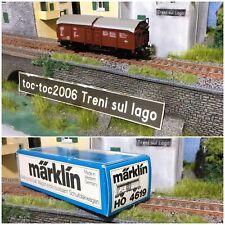 Merci In Modellismo H0 Carri Per Märklin Ferroviario Scala 67gbfy